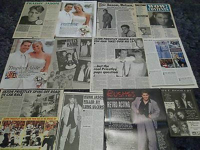 Jason Priestley   clippings #RC8