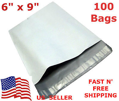 100 12x15.5 EcoSwift Poly Mailers Plastic Envelopes Shipping Mailing Bags 1.7MIL