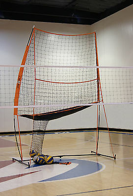 Bownet 11' x 8' Portable Volleyball Practice Station