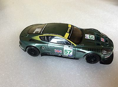 Scalextric C2644 Aston Martin DBR9 #57 Fair Condition