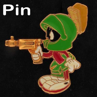 PIN Marvin The Martian WARNER BROS LOONEY TUNES WB STORE Enamel TIE TACK 4009