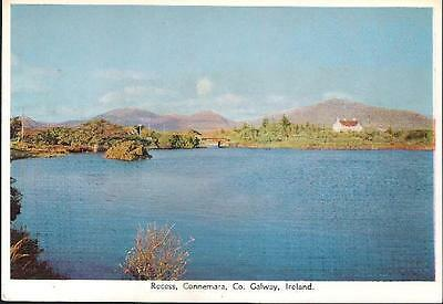 Recess, Connemara, Co. Galway - Cardall postcard c.1960s