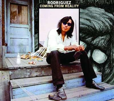 LP Sixto Rodriguez Coming From Reality GATEFOLD NEAR MINT Light In The A.