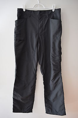 The North Face Men's Hiking Pants Size 30 Grey Unisex Boys Travel Camping