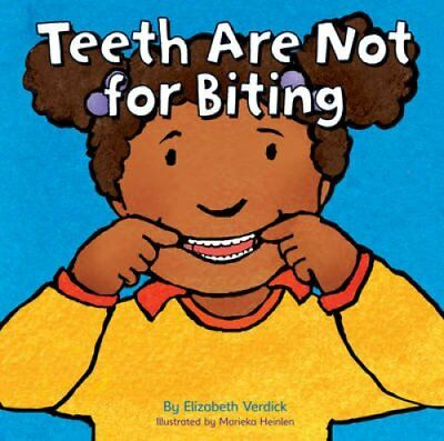 Teeth are Not for Biting 9781408110706 (Hardback, 2008)