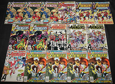 Bronze-Copper Age MARVEL & DC TITLES 225pc Count Mid-High Grade Comic Lot FN-VF+