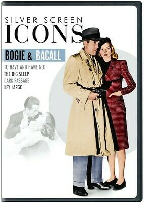 Silver Screen Icons: Bogie & Bacall [New DVD] Boxed Set