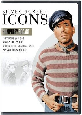 Silver Screen Icons: Humphrey Bogart [New DVD] Boxed Set