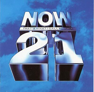 Various Artists - Now That's What I Call Music! 21 - Various Artists CD S7VG The