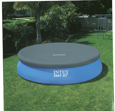 Intex easy set and metal framed pool covers