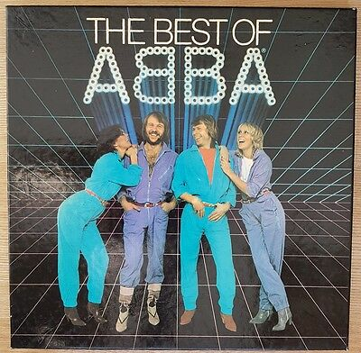 The Best Of Abba 1972 - 1981 Reader's Digest 1982 5 Vinyl LP Box Set