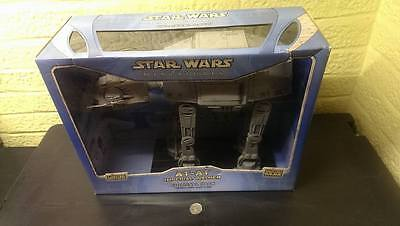 Star Wars Miniatures AT-AT Imperial Walker Colossal Pack WOTC 100% complete