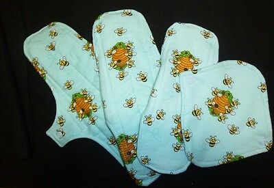 BEES Chickadee Reusable cloth menstrual pads - 4 sizes HANDMADE IN AUSTRALIA