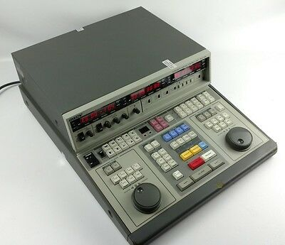Rare Sony BVE-600 Video Editing Controller​