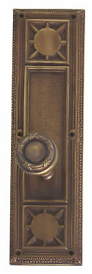 BRASS Accents Renaissance Nantucket Privacy Door Knob