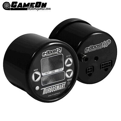 TURBOSMART eBoost HP - 60mm Black TS-0301-1120 Turbosmart