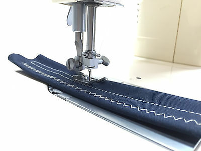Singer 367 Heavy Duty Metal Zigzag Straight Stitch Sewing Machine Denim Clothes