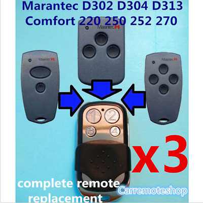 Iphone Remote Control Your Marantec Comfort 220 2 250 2