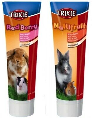 Anti Hairball Remedy Paste for Rabbits Guinea Pigs Small Animals & Rodents