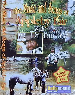 THE MUSIC AND SONGS OF APPLEBY HORSE FAIR with Dr. BUSKER - gypsies, travellers