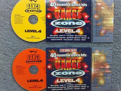 Dance Zone  2 x Jukebox CDs for NSM Jukeboxes + matching Title Cards