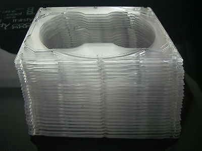 Pack of 25 NSM ES4 ES5  CD JUKEBOX CD TRAYS HOLDERS Exceptional Condition