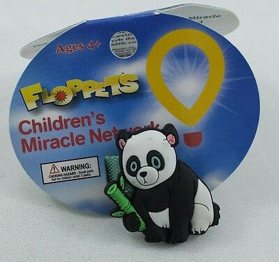 Panda Floppet from Childrens Miracle Network New for Shoes Jackets Fingers