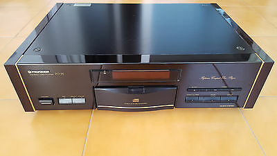 Pioneer PD-75 Reproductor de CD High End Urushi Design