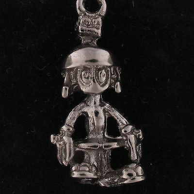 CHARM Marvin The Martian WARNER BROS LOONEY TUNES Silver WB STORE 4192