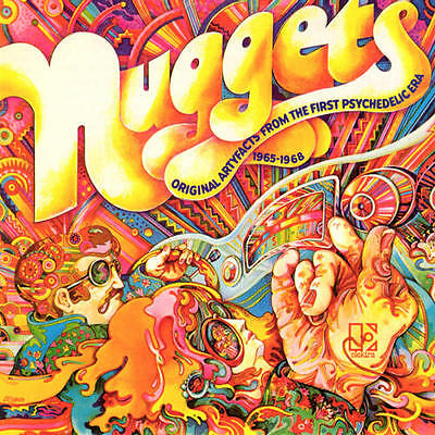 Nuggets (Original Artyfacts From The First Psychedelic Era 1965-1968) 2xLP Rhino