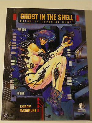 Ghost in the Shell Patrulla Especial Ghost Shirow Masamune tomo 1-12