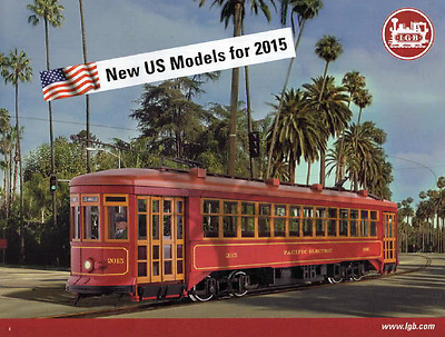 Lgb New Us Models 2015 Catalog | Nos | Tms-1019