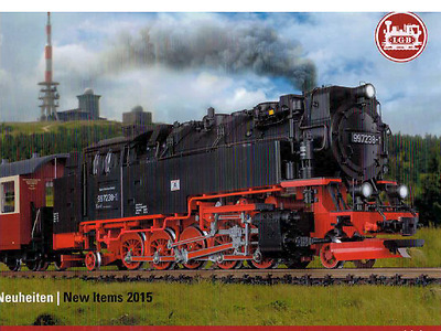 Lgb New Items For 2015 Catalog | Nos | Tms-1021