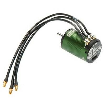 Castle Creations 060-0066-00 Motor 1410-3800KV 4-Pole Sensored Brushless Motor