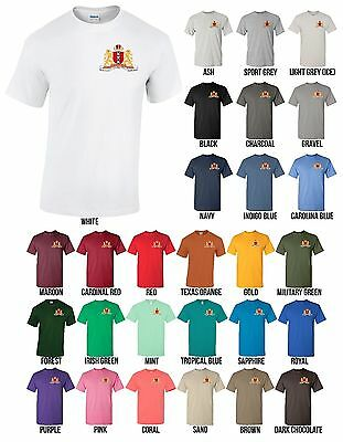 Amsterdam Coat of Arms Shirt Wapen Van Netherlands Crest - NEW - MANY COLORS