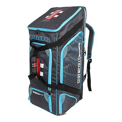 Gray Nicolls Supernova Duffle Cricket Bag - Grey/Blue