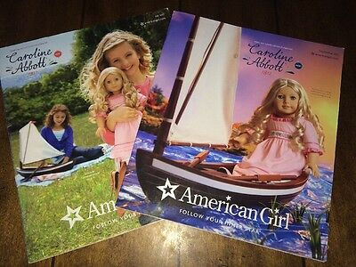 American Girl 2012 Catalogs ~ Mint Condition