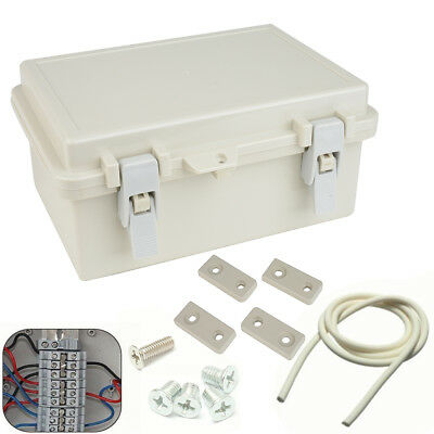 IP65 Waterproof Cable Connect Electric Project Case Junction Box 240*170*110mm