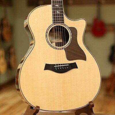 Taylor 814ce 2015 ES2 Rosewood/Spruce And Hard case
