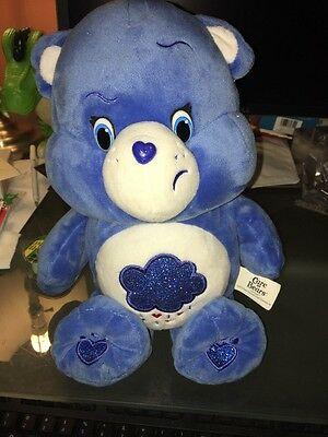 "Care Bears Sing A Long Grumpy Bear 14"" Plush Works"