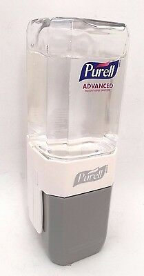 2-Piece Purell Instant Hand Sanitizer Wall Mount Dispenser and 450 ml Refill Set