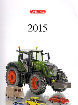 Wiking Models 2015 Catalog | Nos | Tms-1027