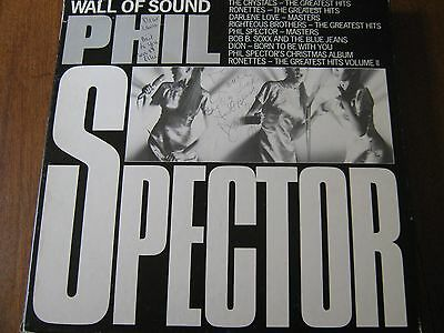 Phil Spector - 9 Lp Boxed Set - Signed