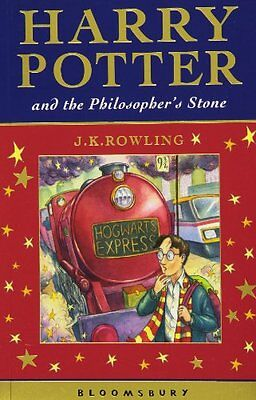 Harry Potter and the Philosopher's Stone By J. K. Rowling. 9780747558194