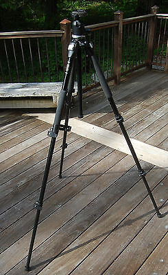 Manfrotto 190BWB Tripod with 486RC2 Ball Head