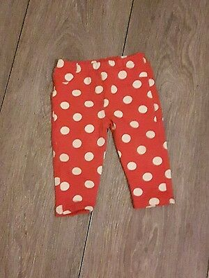 Baby Girls Next Jeggings Age 6-9 Months