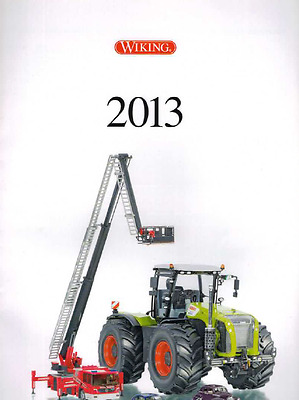 Wiking Models 2013 Catalog | Nos | Tms-1080