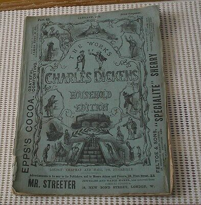 January 1875 The Works Of Charles Dickens Magazine