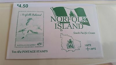 Norfolk Island 1994 Sg Sb6 Sea Birds  Mnh