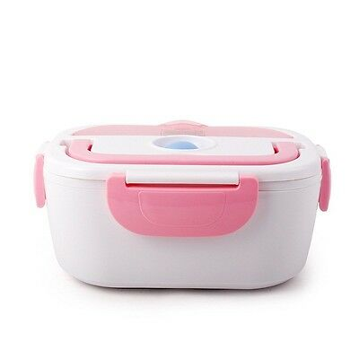 Thermic Lunch Box ¦ Electric Thermal Lunchbox Food Warmer In Stainless Steel ¦